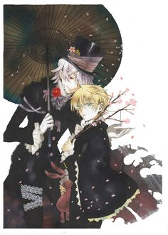 Break & Oz | Pandora Hearts #anime