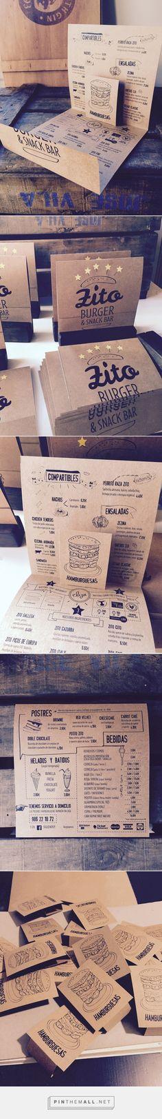 Art of the Menu: Zito Burger