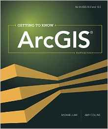 Getting to Know ArcGIS, fourth edition, is a comprehensive introduction to the features and tools of ArcGIS for Desktop. Through hands-on exercises, readers will discover, use, make, and share maps with meaningful content. The fourth edition includes new exercises on map sharing and georeferencing, new datasets and scenarios, and an introduction to ArcGIS Pro, a powerful new part of ArcGIS for Desktop.