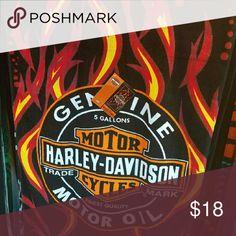 "Harley Davidson Fire Beach Towel 30""x60"" Licensed velour beach towel Harley-Davidson Other"