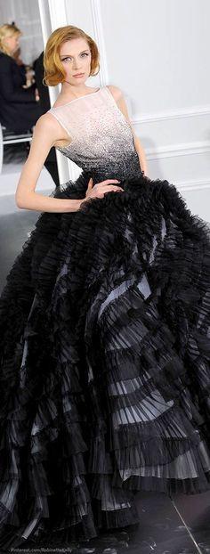Christian Dior | Haute Couture Couture S/S  2012 via: