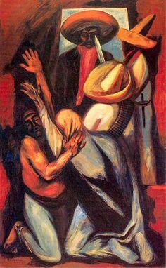 Mexico - José Clemente Orozco.