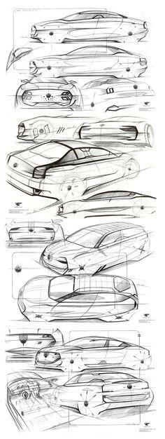 Concept Volkswagen Passat_part 2 by Vladimir Schitt