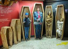 Museo de las Momias de Guanajuato- Visiting the Dead in Guanajuato | The Expat Experiment Mummy Museum, Macabre, Experiment, The Mummy, Museums