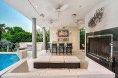 Having Fun with Outdoor Living Spaces | Homes | IndulgeDFW.com | Dallas-Fort Worth ...