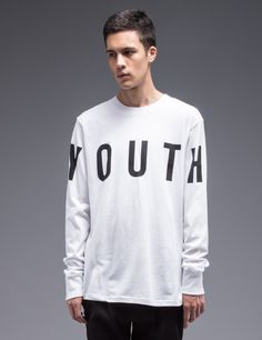 Youth Machine Wingsppan L/S T-Shirt