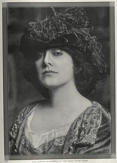 Julia Marlowe Portrait circa 1913