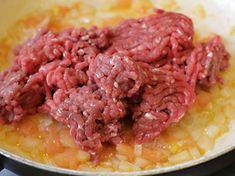 Papas Rellenas - AntojandoAndo Relleno, Carne, Beef, Food, Ideas, Stuffed Potatoes, Jelly Beans, Homemade, Colombia