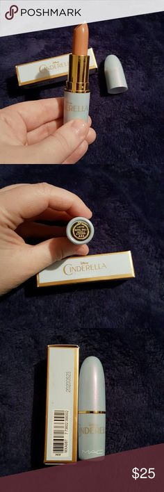 Cinderella Royal Ball Lipstick CHECK OUT MY CLOSET FOR MORE ITEMS!  New   Never Used   Cinderella Royal Ball Limited Edition Lipstick Makeup Lipstick
