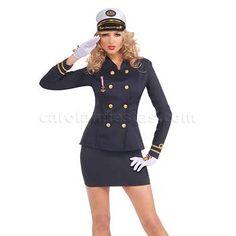 Chaqueta Capitana De La Marina. Para MariNoe!! :)