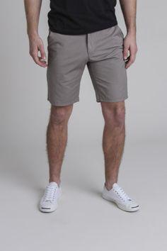 Grey Mens Shorts