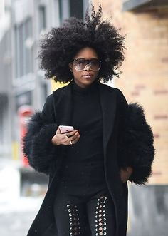 Street-Style Hair Ideas Fashion Month Fall 2017 | StyleCaster