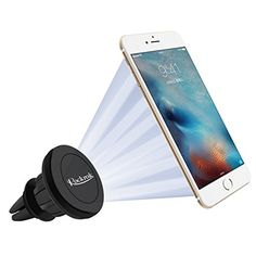 Air Vent Holder Rockrok Car Mount Cell Phone Holder Universal Car Cradles Stands for Android ios Smartphone iphone 6 6s 5s se Samsung Galaxy s7 s6 s5 Blackberry HTC LG Motorola Palm and more with fast, FREE Shipping    #carscampus #sale #shop #cars #car #campus