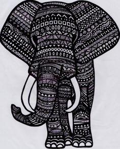 Elephant art.❤️