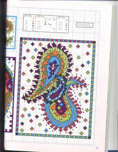 Gallery.ru / Фото #96 - 500 Cross Stitch Blocks - thabiti