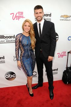2014 Billboard Music Awards: Shakira and Gerard Pique Obsessed with this couple