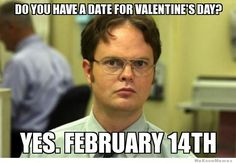 9 LOL Memes That Perfectly Describe How You Really Feel About Valentine\'s Day #ForeverAlone