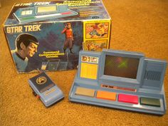 Mego Star Trek Communication Console