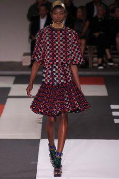Paris Fashion Week, SS '14, Alexander McQueen