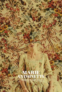 Marie Antoinette Alternative Movie Poster Art Print $17