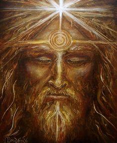 I AM / Gnostic Christ - Gnostic Laboratory of Art