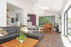 Surbiton £900k Decor, How To Plan, Opulence, Outdoor Decor, Open Plan, Property, Open Plan Living, Home Decor, Living Spaces