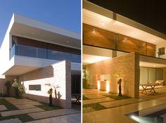 Imagem de http://assimeugosto.com/wp-content/uploads/2011/09/casa-com-telhado-embutido-e-tijolo-aparente.jpg.