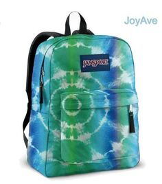 JANSPORT SUPERBREAK BACKPACK SCHOOL BAG - Blinded Blue Hippy Skip- 9QY by JoyAve. $34.99. 100% Authentic guaranteed.  New with tags   Head out the door with everything you need in the JanSport® Superbreak Backpack. It features straight-cut, padded shoulder straps and a padded back panel for added comfort when you are carrying your belongings. The one large main compartment makes packing and unpacking easy and simple.     Product Details  * Straight-cut, padded shoulde...
