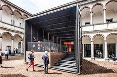 Camera Chiara pavilion by Annabel Karim Kassar