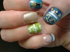 Edicion mundial Deco, Nails, Beauty, Finger Nails, Ongles, Decor, Deko, Decorating, Beauty Illustration