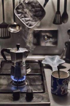 Preparar en la noche mi cafetera