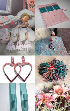 """Dream a Little Dream"" by CraftCrazy4U --Pinned with TreasuryPin.com"