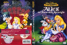"""great memories of the past: watching """"Alice nel paese delle meraviglie"""""""