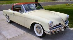 1953 Studebaker Regal Starlight Coupe - ahead of its time in styling Car Man Cave, Old Classic Cars, Cadillac Eldorado, Abandoned Cars, Chevy Impala, Sweet Cars, Car Photography, Police Cars, Sport Cars