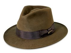 <3 ThinkGeek :: Indiana Jones Officially Licensed Fedora <3