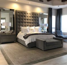 290 images fascinantes de Chambre contemporaine en 2019 | Bedroom ...