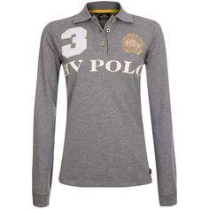 HV Polo Polo Shirt Favouritas Eques LS | Horze