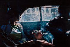 enthusiasm documented - zzzze:   Nan Goldin, Smokey Car, New Hampshire,...