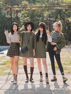 #Women Korean Fashion #Classic Cute Women Korean Fashion