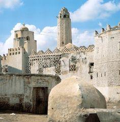 Great Mosque of Zabid, Yemen, c.820-c13th