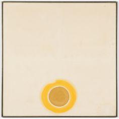 Kenneth Noland | Springs: August Light, 1961. Acrylic on Canvas