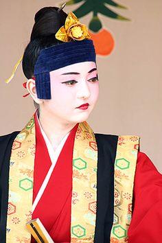 Okinawan Dancer, Naha, Okinawa, Japan Copyright: Christina Whitt