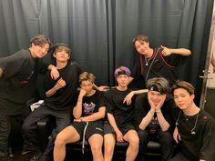 s members traveling to Osaka, Japan, on their concert tours. Seokjin, Kim Namjoon, Kim Taehyung, Jung Hoseok, Foto Bts, Bts Photo, Jhope, Bts Bangtan Boy, Steve Aoki