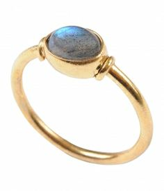 cabochon rings semi precious, gold plated on Brass.Hand made, Fair Trade Mirabelle: designer jewellery including silver, semi precious stones and fashion accessories