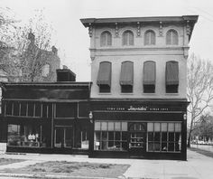 Imorde's Restaurant, 1257 S. Third Street,Louisville Ky.Opened in 1873, closed in 1973