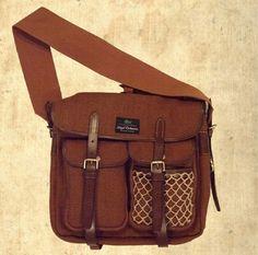Nigel Cabourn  Brady Bags