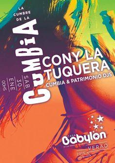Hoy explota Casa Babylon... CLT abre la primera Cumbre de la Cumbia!!!