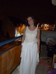 Merci à Aurélie du blog Les petites bulles de ma vie / Robe NAF NAF