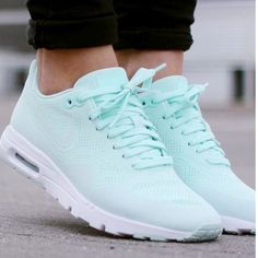 Nike Air Max- Light Tiffany Blue Nike Shoes Blue 7a80bb0d4