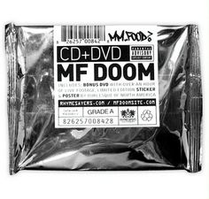 Mashed Potatoe Cover for MM Food Album - MF Doom